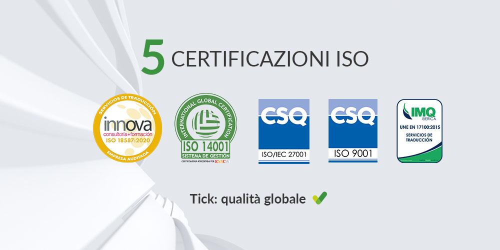 Tick Translations_ISO_ Tick qualità globale